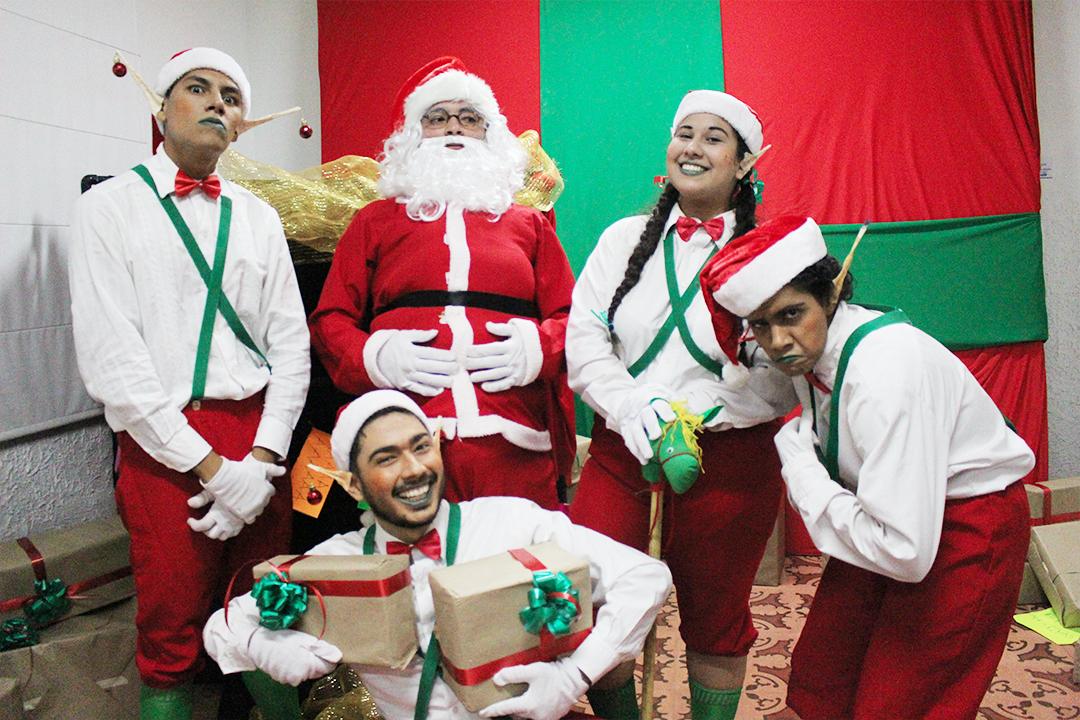 Una Navidad en el Polo Norte